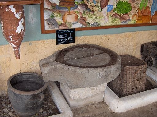 Ancient Oil Press
