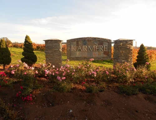 Karmère Vineyards and Winery in Shenandoah Valley in Amador County